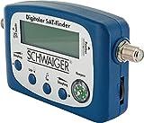 SCHWAIGER -5170- SAT-Finder digital | reconocimiento de satélites | buscador de...