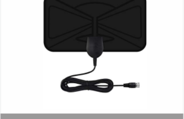 Antena portátil para tv