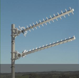 Amplificador de señal movil