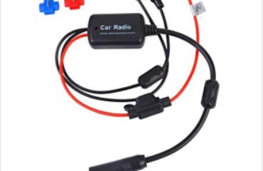 amplificador antena coche