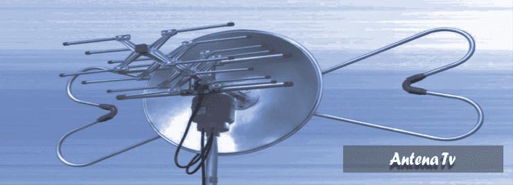 Antena para smart TV