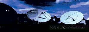 kit de antena parabólica