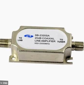 Amplificador Señal Satélite