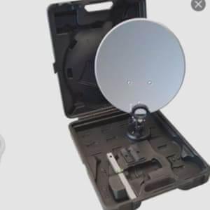 antenas parabolicas portatiles